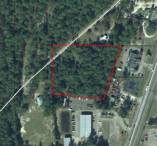 2.88 ac Ivan Church, Crawfordville, FL 32327 (MLS #309855) :: Best Move Home Sales