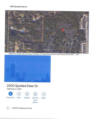 2000 Spotted Deer, Tallahassee, FL 32304 (MLS #310882) :: Best Move Home Sales