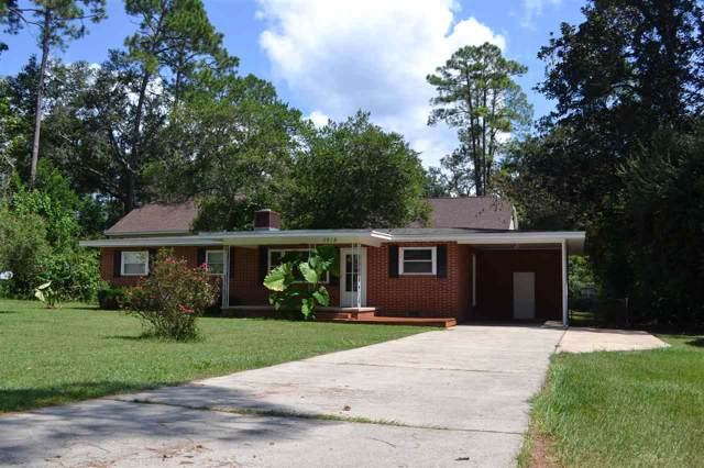 1919 Fannie Dr, Tallahassee, FL 32303 (MLS #310940) :: Best Move Home Sales