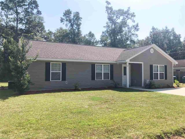 47 Blackfoot, Crawfordville, FL 32327 (MLS #310972) :: Best Move Home Sales