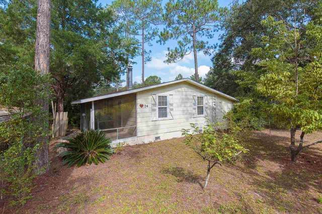 74 Revadee Spears Rd., Crawfordville, FL 32327 (MLS #311098) :: Best Move Home Sales