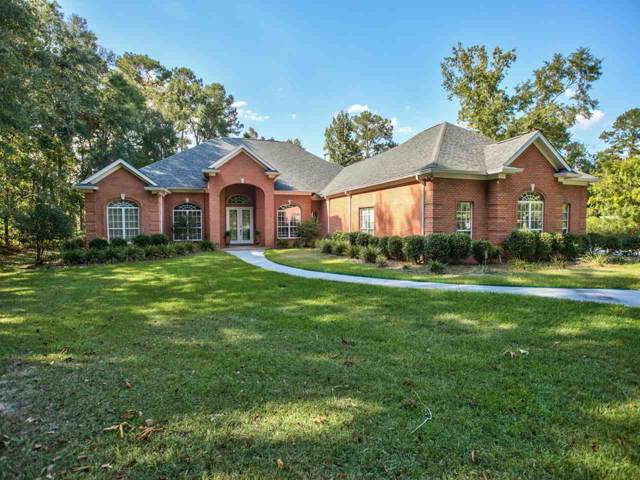 2138 Golden Eagle Drive, Tallahassee, FL 32312 (MLS #311399) :: Best Move Home Sales