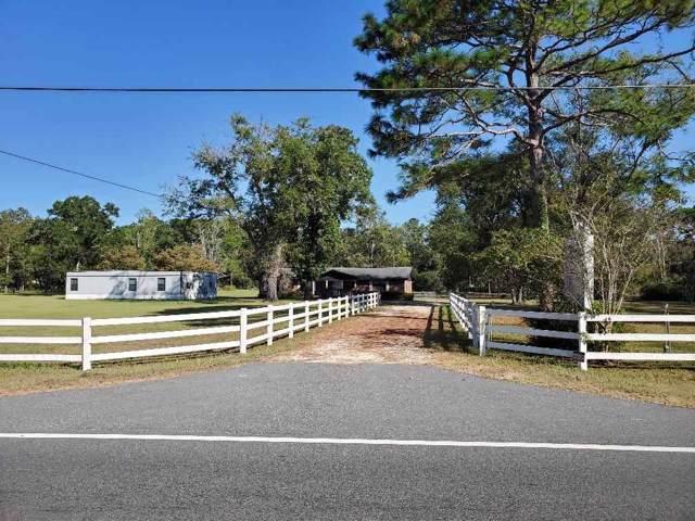 710 Shadeville, Crawfordville, FL 32327 (MLS #311654) :: Best Move Home Sales