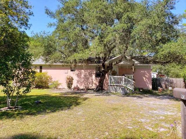 93 Normans, Panacea, FL 32346 (MLS #311678) :: Best Move Home Sales