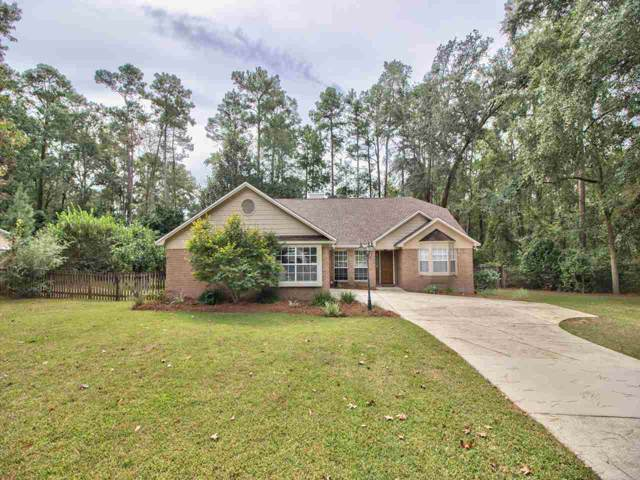 8188 Blue Quill, Tallahassee, FL 32312 (MLS #311867) :: Best Move Home Sales