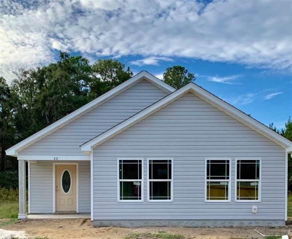 22 John Mills, Sopchoppy, FL 32358 (MLS #312098) :: Best Move Home Sales