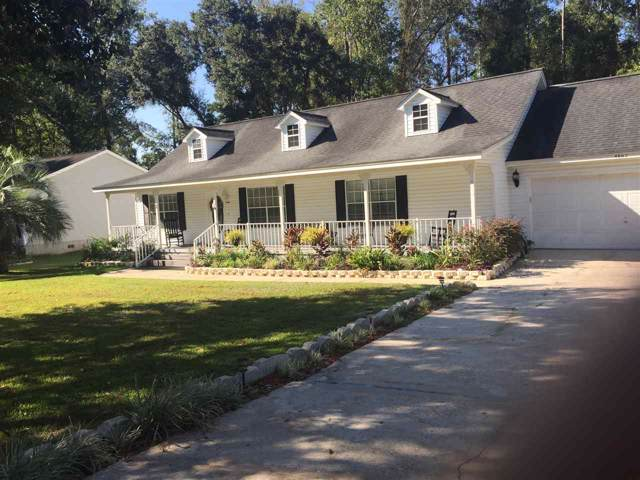 4867 Pimlico Drive, Tallahassee, FL 32309 (MLS #312101) :: Best Move Home Sales
