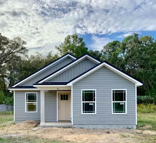 24 John Mills, Sopchoppy, FL 32358 (MLS #312110) :: Best Move Home Sales