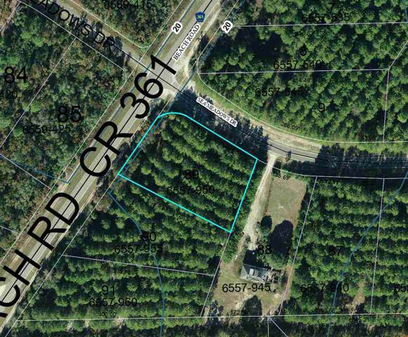 Vacant Sea Meadow, Perry, FL 32348 (MLS #312713) :: Best Move Home Sales