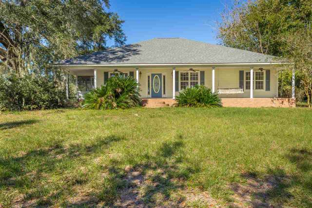 109 Walker Farm Road, Crawfordville, FL 32327 (MLS #312768) :: Best Move Home Sales