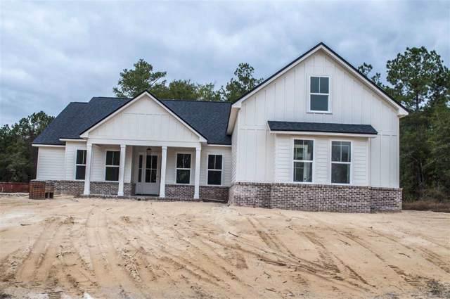50 Geranuim, Crawfordville, FL 32327 (MLS #312850) :: Best Move Home Sales