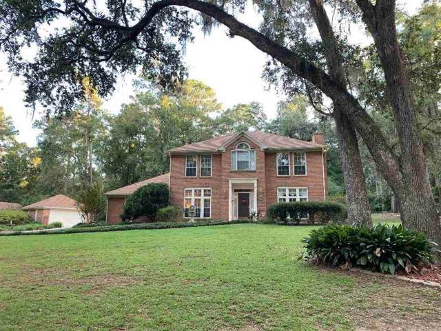 1821 Sageway Drive, Tallahassee, FL 32303 (MLS #312879) :: Best Move Home Sales