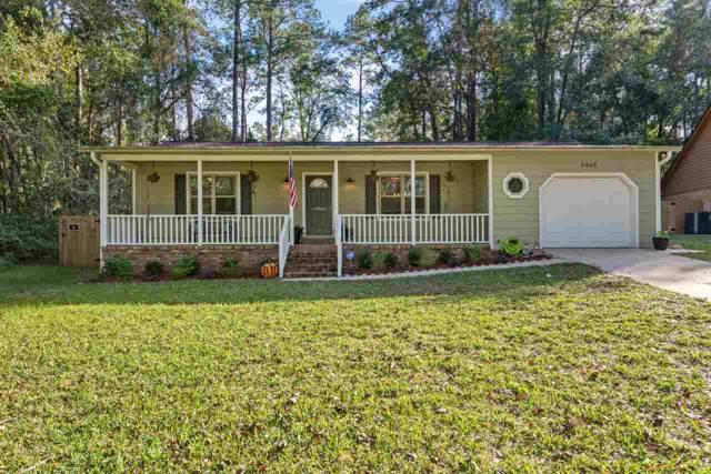 3465 Cedarwood, Tallahassee, FL 32312 (MLS #312939) :: Best Move Home Sales