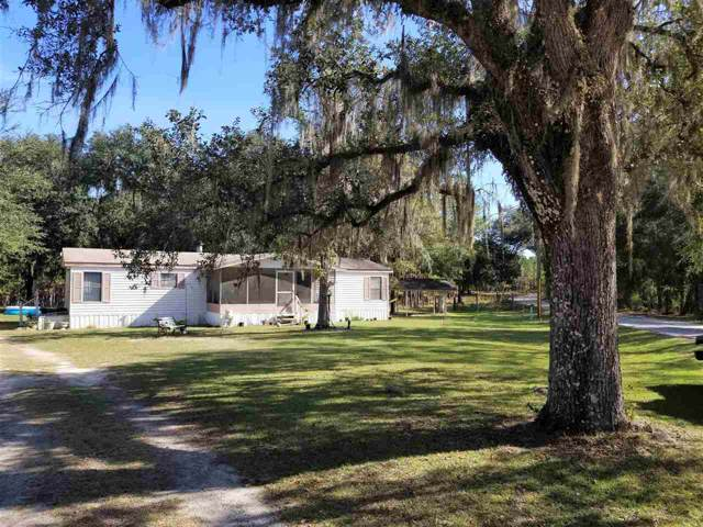 282 NE Pawpaw, Pinetta (Madison County), FL 32350 (MLS #313092) :: Best Move Home Sales
