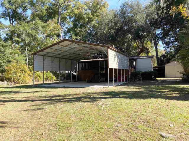 406 NW Stephens, Steinhatchee, FL 32359 (MLS #313407) :: Best Move Home Sales