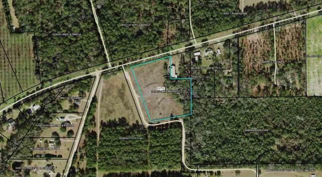 1151 Waukeenah, Monticello, FL 32344 (MLS #313434) :: Best Move Home Sales