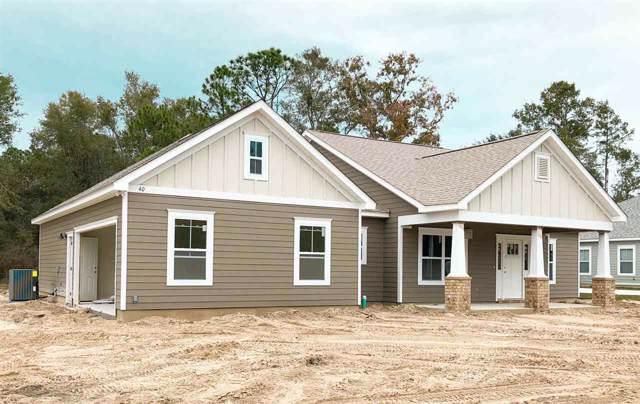 40 Evergreen Drive, Crawfordville, FL 32327 (MLS #313625) :: Best Move Home Sales