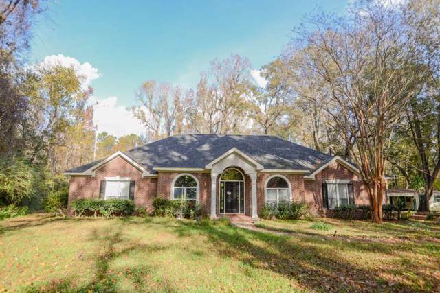 3914 Shiloh, Tallahassee, FL 32308 (MLS #313628) :: Best Move Home Sales