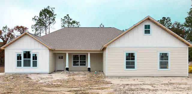 52 Evergreen Drive, Crawfordville, FL 32327 (MLS #313632) :: Best Move Home Sales