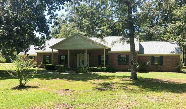 60 Evalee Road, Crawfordville, FL 32327 (MLS #313706) :: Best Move Home Sales
