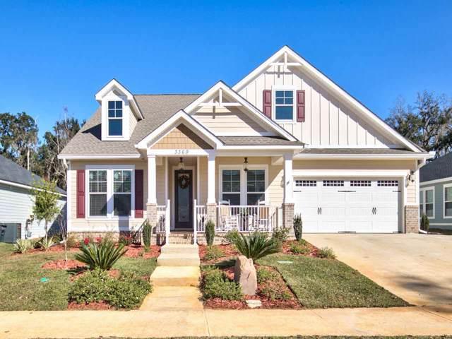 3369 Jasmine Hill, Tallahassee, FL 32311 (MLS #313792) :: Best Move Home Sales
