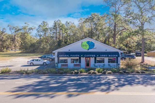 19 Shadeville Road, Crawfordville, FL 32327 (MLS #314013) :: Team Goldband