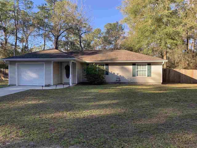 156 Choctaw, Crawfordville, FL 32327 (MLS #314097) :: Best Move Home Sales