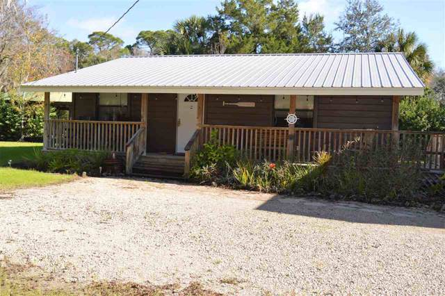 16 NE Fourth, Steinhatchee, FL 32359 (MLS #314124) :: Best Move Home Sales
