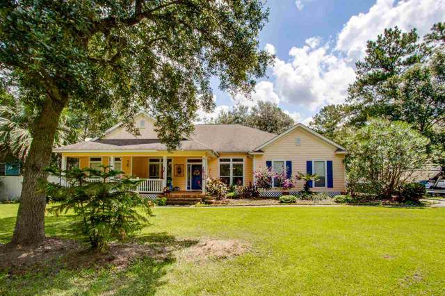 81 Burnt Pine, St Marks, FL 32355 (MLS #314157) :: Best Move Home Sales