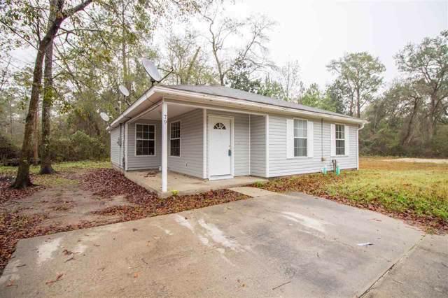 79 Broken Bow, Crawfordville, FL 32327 (MLS #314256) :: Best Move Home Sales