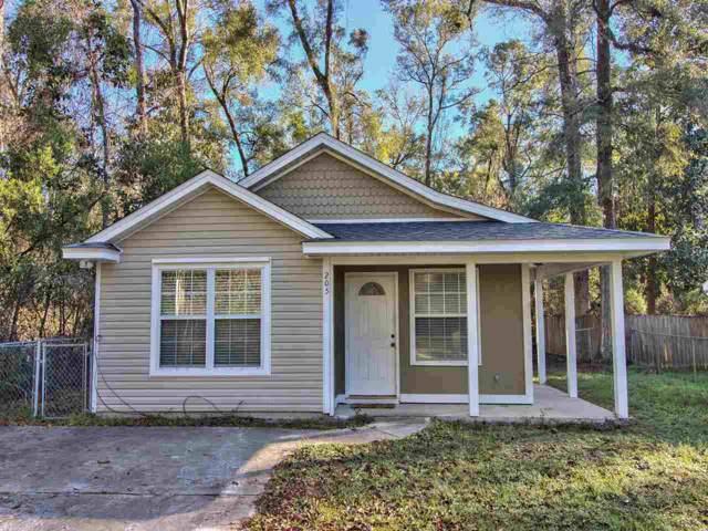 205 Broken Bow, Crawfordville, FL 32327 (MLS #314399) :: Best Move Home Sales