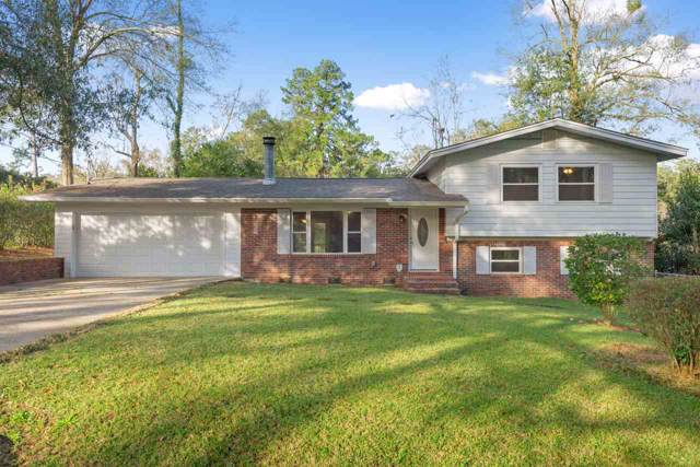 1110 Pinecrest Dr, Tallahassee, FL 32301 (MLS #314431) :: Best Move Home Sales
