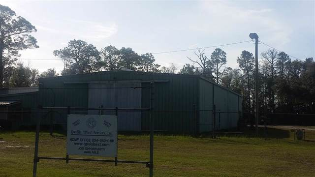 210 Industrial Park, Perry, FL 32348 (MLS #314518) :: Best Move Home Sales