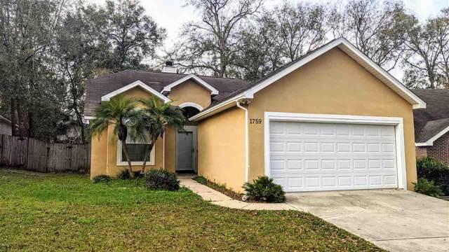 1759 Newman, Tallahassee, FL 32312 (MLS #314521) :: Best Move Home Sales