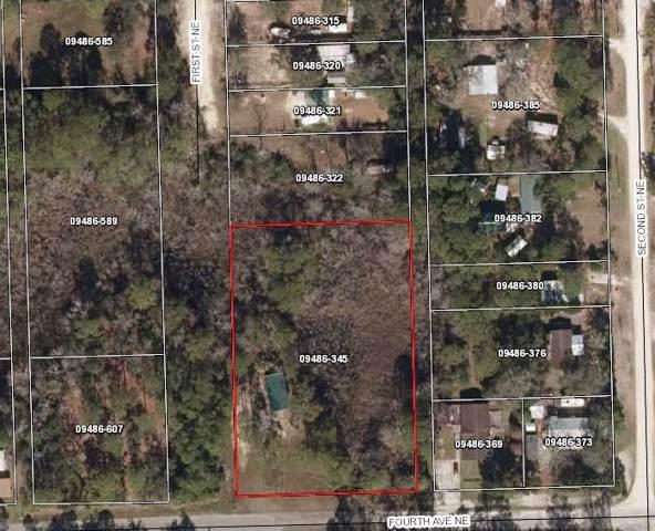 115 NE Fourth, Steinhatchee, FL 32359 (MLS #314567) :: Best Move Home Sales