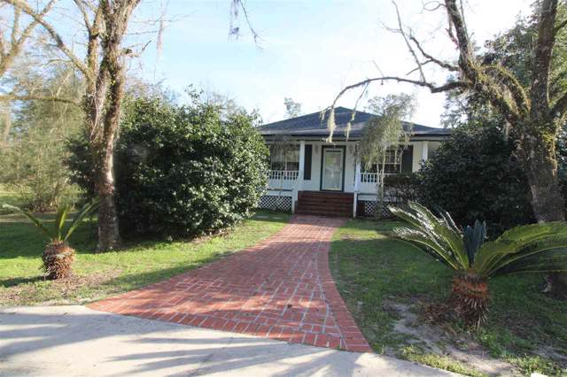 1875 Wakulla Arran, Crawfordville, FL 32327 (MLS #314630) :: Best Move Home Sales