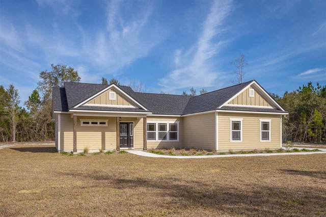 56 Elm Ridge, Crawfordville, FL 32327 (MLS #314752) :: Best Move Home Sales