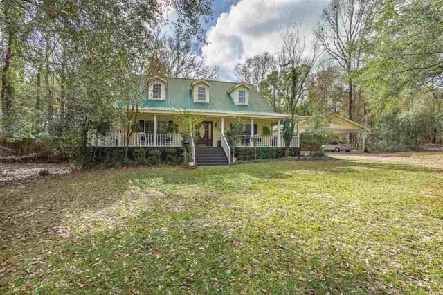 31 Fisher Creek Drive, Crawfordville, FL 32327 (MLS #314762) :: Best Move Home Sales
