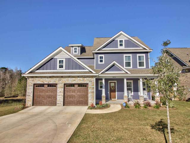 3458 Scarlet Sage, Tallahassee, FL 32311 (MLS #314866) :: Best Move Home Sales