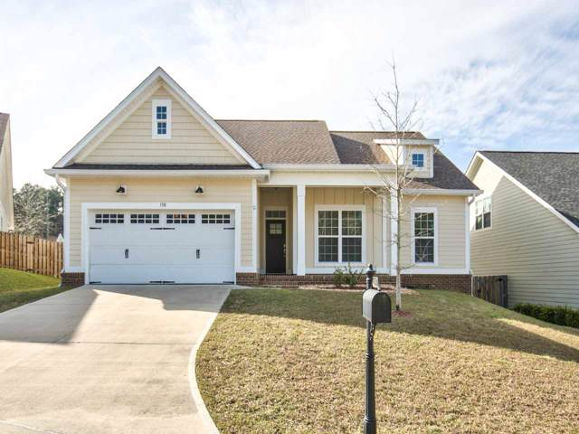 158 Harlan, Tallahassee, FL 32317 (MLS #314887) :: Best Move Home Sales