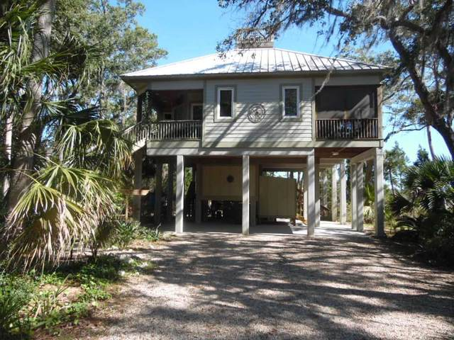 90 Shady Sea, Crawfordville, FL 32327 (MLS #315285) :: Best Move Home Sales