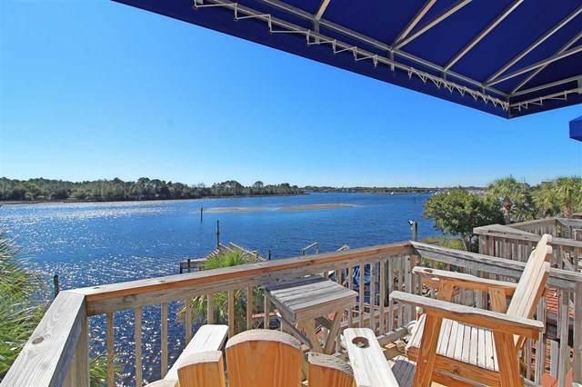 401 St James Ave, Unit 3, Carrabelle, FL 32322 (MLS #315300) :: Best Move Home Sales