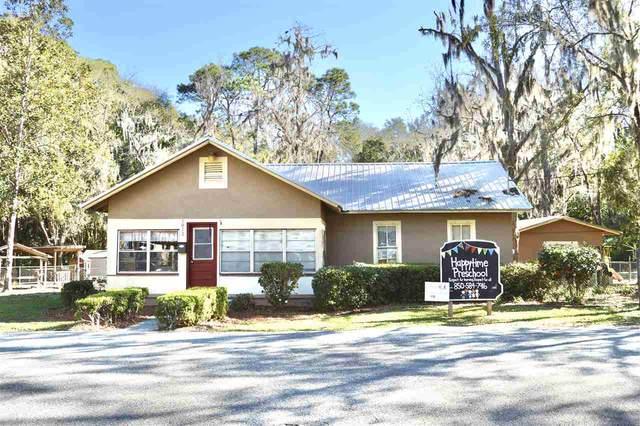 1012 N Washington Street, Perry, FL 32347 (MLS #315327) :: Danielle Andrews Real Estate
