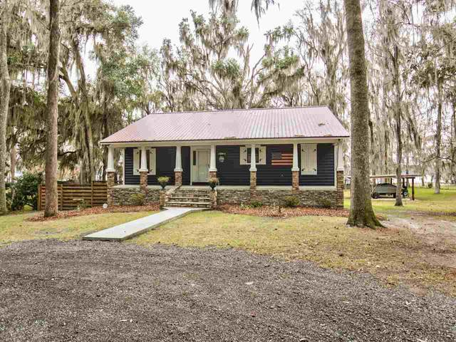 2707 NE Cherry Lake Circle, Pinetta (Madison County), FL 32350 (MLS #315385) :: Best Move Home Sales