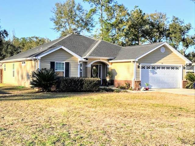 101 Amy, Crawfordville, FL 32327 (MLS #315557) :: Best Move Home Sales
