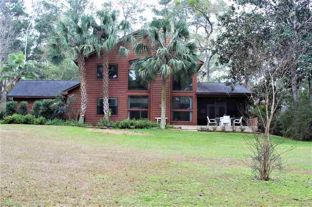 2108 Waters Meet, Tallahassee, FL 32312 (MLS #315674) :: Best Move Home Sales