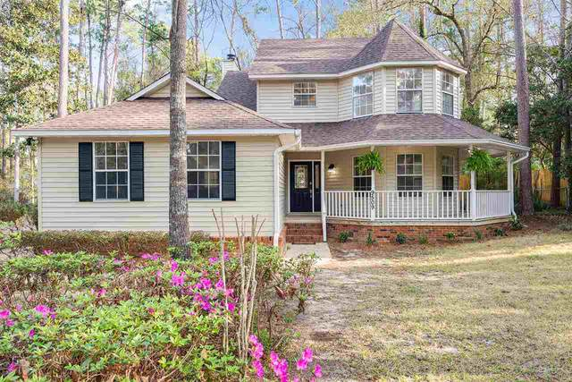 9509 Buck Haven, Tallahassee, FL 32312 (MLS #315676) :: Best Move Home Sales