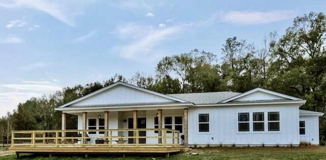 15 Lickskillet, Lamont, FL 32336 (MLS #315718) :: Best Move Home Sales
