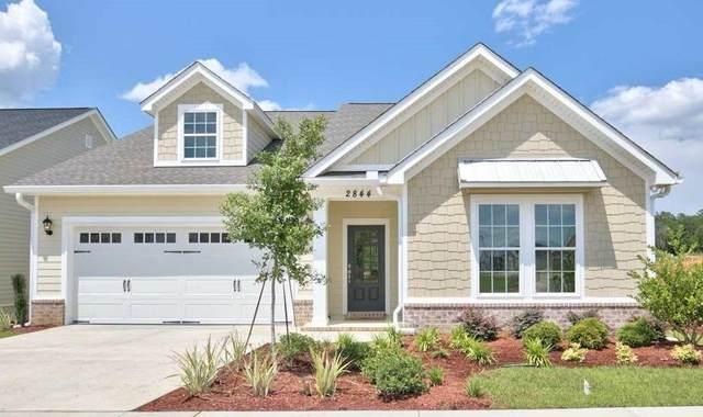 5812 Village Ridge, Tallahassee, FL 32312 (MLS #315725) :: Best Move Home Sales
