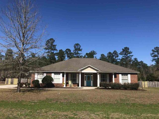 154 Parkside, Crawfordville, FL 32327 (MLS #315767) :: Best Move Home Sales